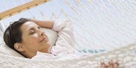 Retrouver le calme après la ménopause