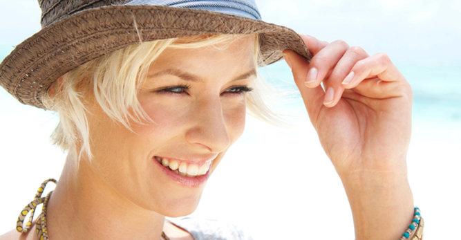 Maquillage solaire : un teint doré sous bonne protection !
