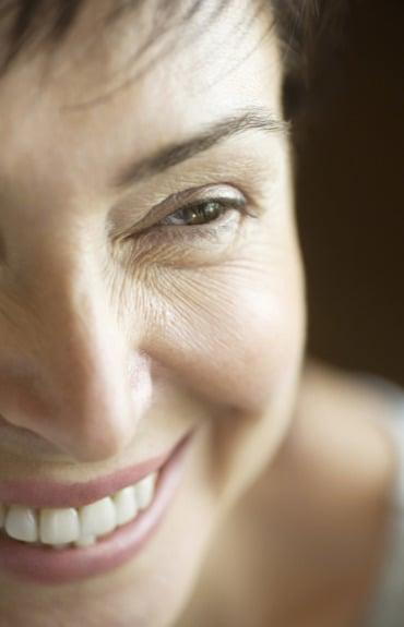 Les symptômes de la transition sur le corps et la peau.