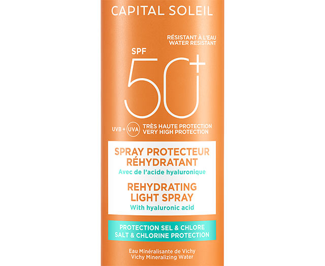 Spray anti-déshydratation - SPF 50+
