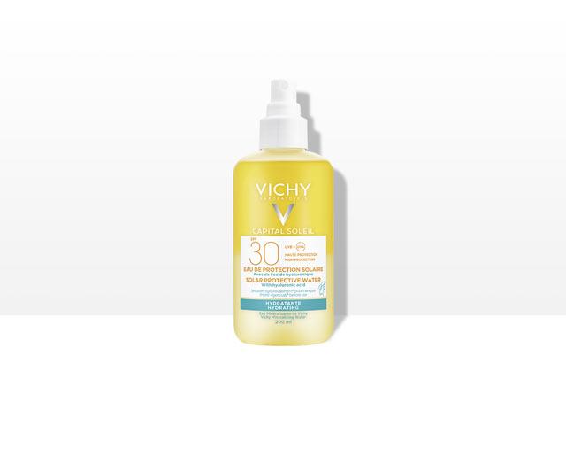 Eau de Protection Solaire - HydratanteSPF 30