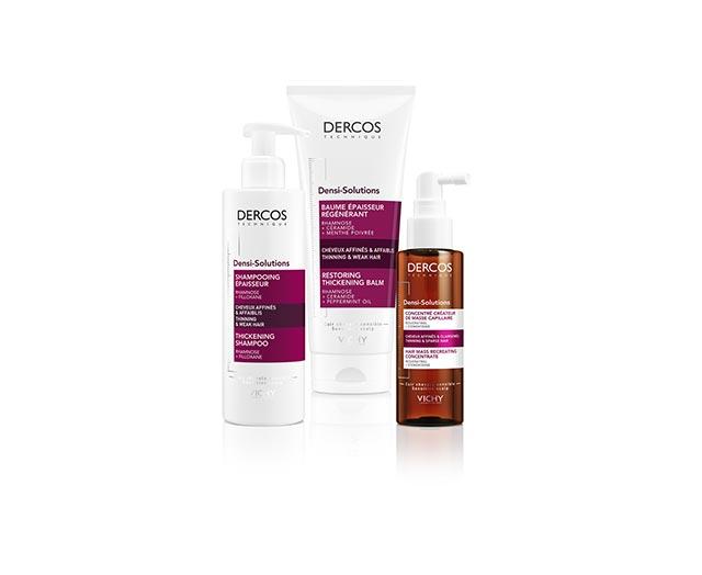 Dercos Densi-Solutions Concentré Créateur de Masse Capillaire | Vichy