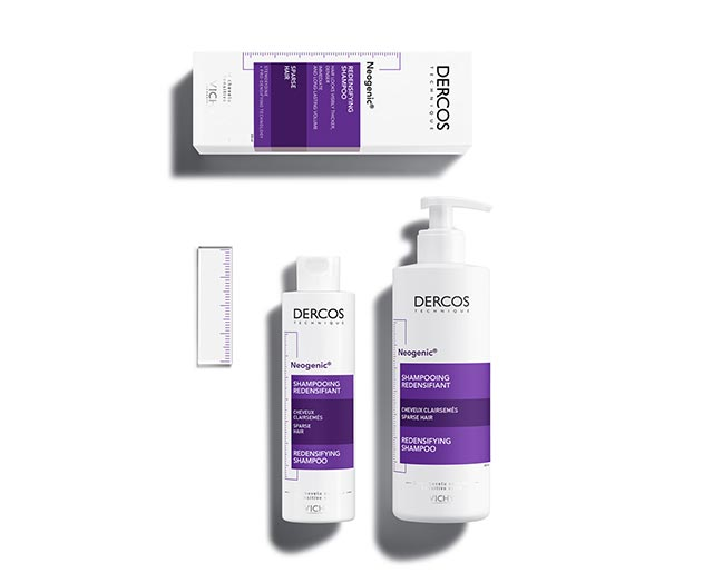 Dercos - Neogenic Shampooing Redensifiant - Vichy