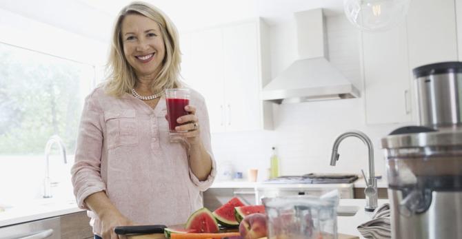 Les nutriments qui vous aideront à soulager les symptômes de la ménopause