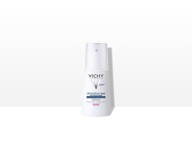 Déodorant ultra-frais 24H parfum fruité - Spray