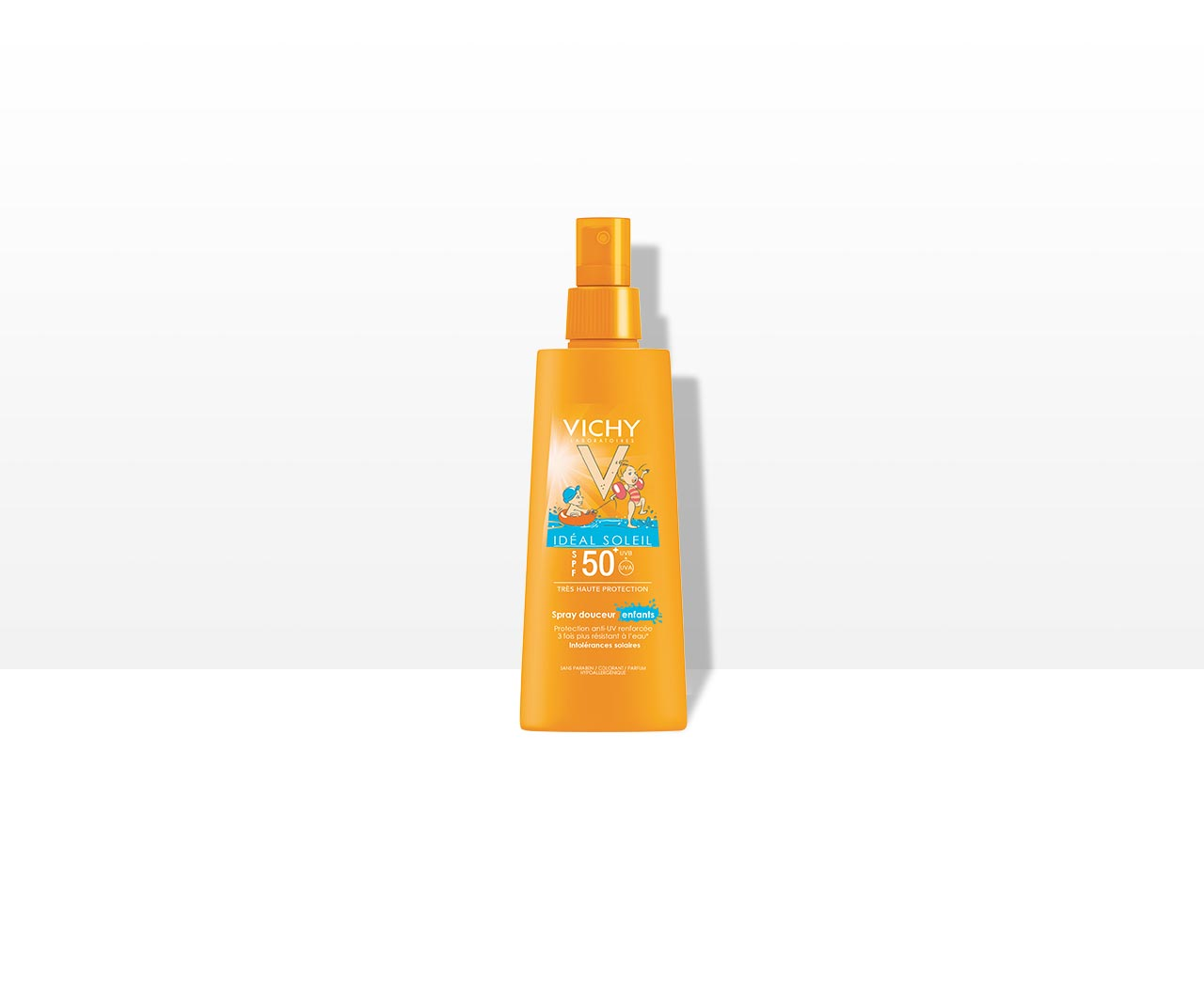 Ideal Soleil - Spray Douceur Enfants SPF 50+ - Vichy