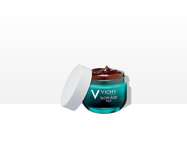 Slow Âge Nuit - Crème & masque frais | Vichy