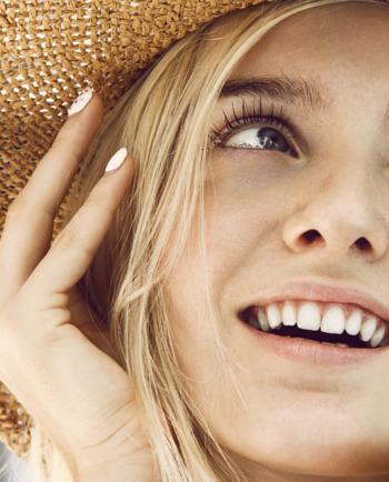 Peau sensibleet si vous utilisiez une crème légère en été?