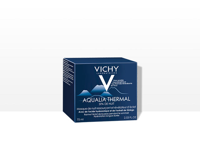 Creme De Nuit Aqualia Thermal Spa De Nuit Vichy
