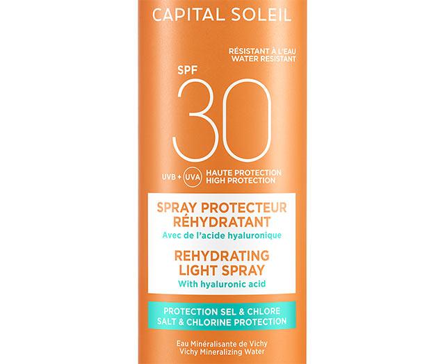 Spray anti-déshydratation - SPF 30