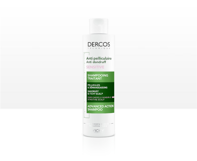 Dercos - Anti-pelliculaire Shampooing Traitant - Vichy