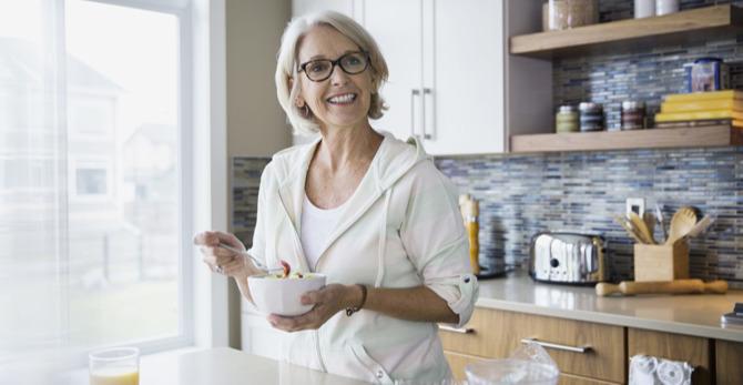 17 aliments qui vous aideront à manger équilibré pendant la ménopause