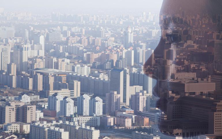 PEAU ET POLLUTION