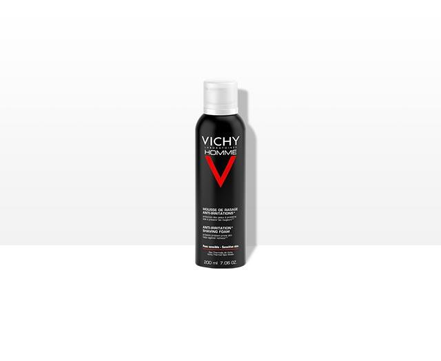 Homme - Mousse à Raser Anti-irritations - Vichy