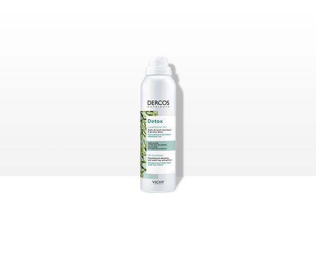Shampooing   sec Detox