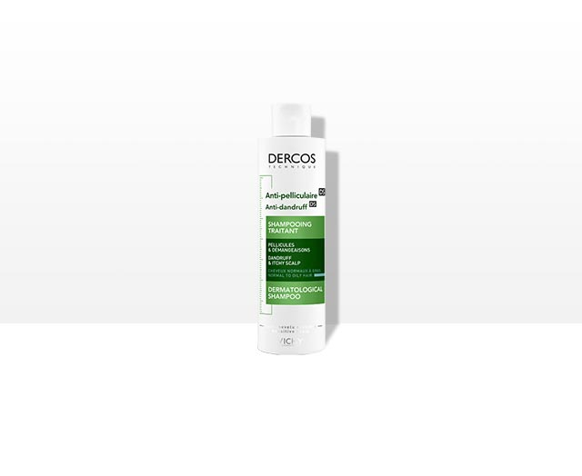 Dercos - Antipelliculaire Shampooing Traitant - Vichy