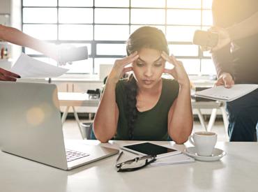 Acné et prurit: comment votre corps gère-t-il le stress