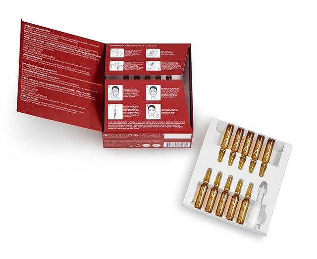 Ampoules anti-âge Peptide-c