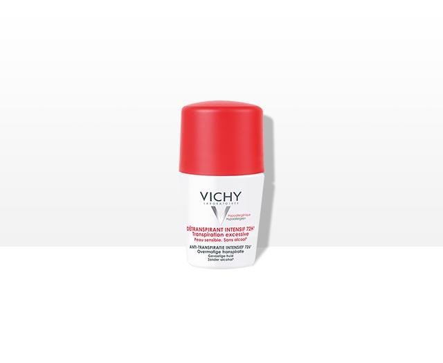 Déodorant - Stress Resist Anti-transpirant 72H - Vichy