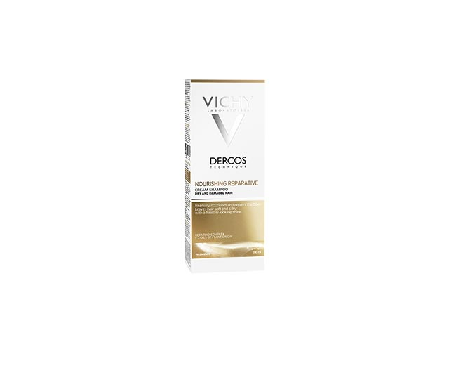 Dercos - Nutri Réparateur Shampooing Crème - Vichy