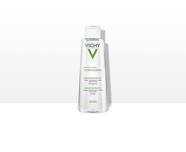 Normaderm - Solution Micellaire 3 En 1 - Vichy