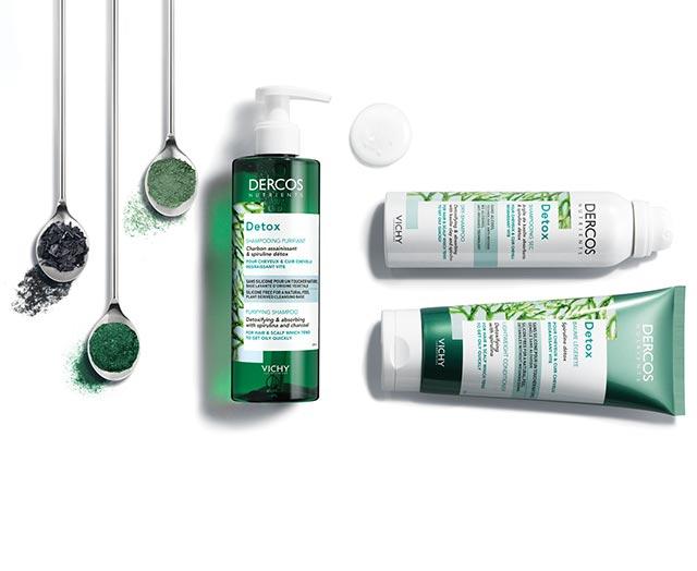Après-shampooing   Detox
