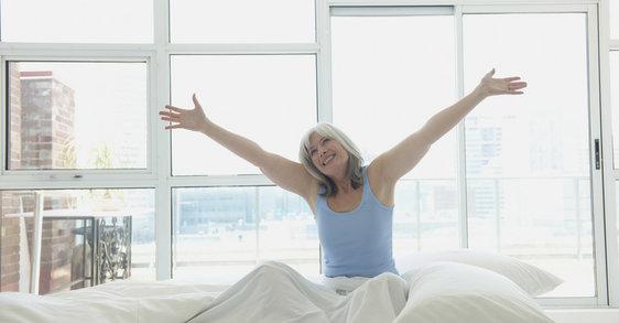Sommeil et ménopause, comment éviter de se réveiller du mauvais pied !