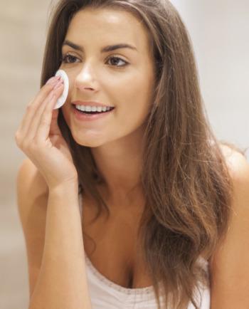 Maquillage non comédogène pour peau imparfaite