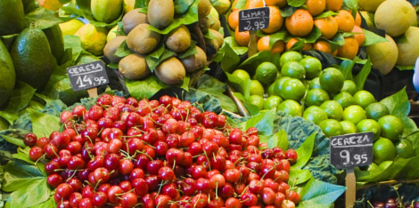 Le top cinq des superfoods pour votre peau