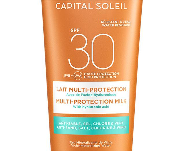 Lait multi-protection - SPF 30