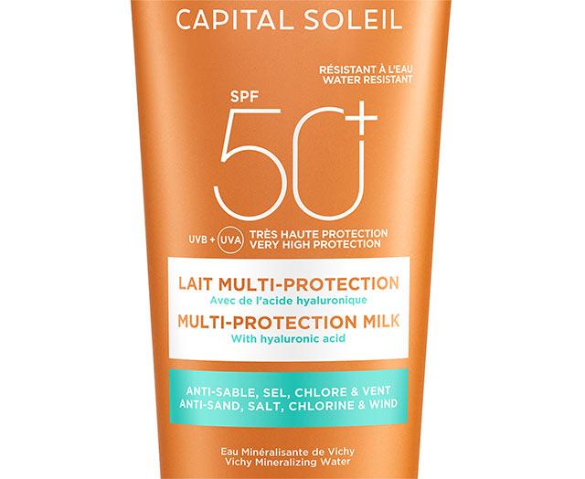Lait multi-protection - SPF 50+
