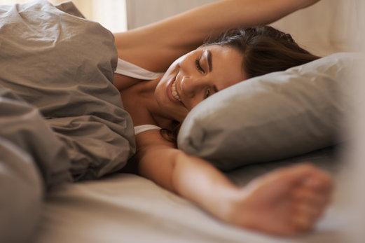 Que vit notre peau quand nous dormons?