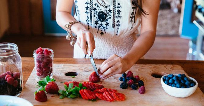 Les meilleurs aliments pour prendre soin des peaux matures