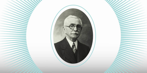 Dr. Prosper Haller et l'histoire de la naissance de Vichy