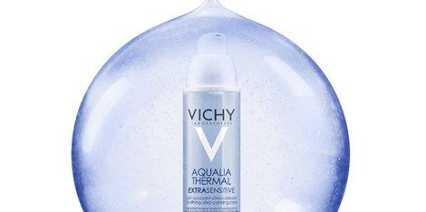 Comment Aqualia de Vichy peut fortifier votre peau sensible
