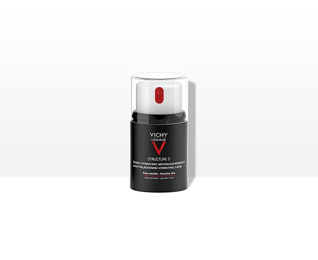 Homme - Structure S. Soin Hydratant - Vichy