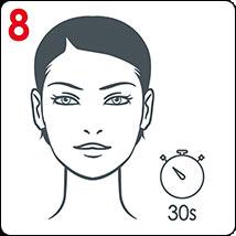 Comment appliquer les ampoules Vichy: Laisser absorber pendant 30 secondes avant d'appliquer le reste de votre routine de soin.