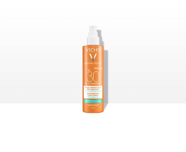 Anti-dehydratatie zonbeschermingsspray- SPF 30
