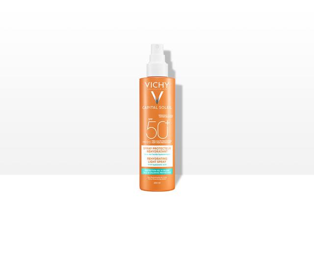 Anti-dehydratatie zonbeschermingsspray - SPF 50+