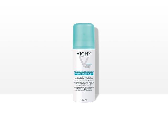Anti-transpiratie Deodorant Anti witte en gele vlekken | Vichy