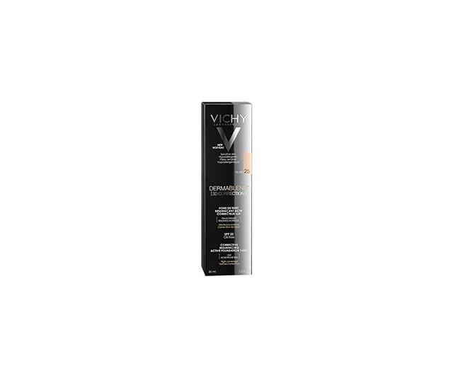 Corrigerende foundation voor huidoneffenheden - Vichy Dermablend 3D correctie