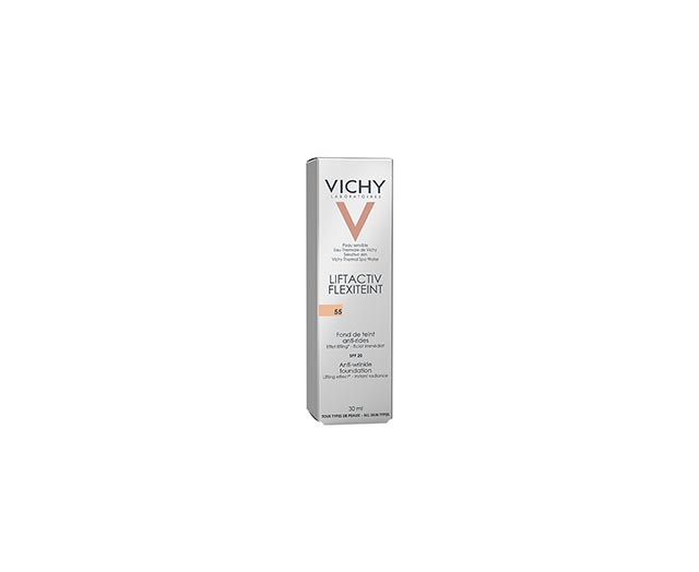 Foundation met een antirimpelwerking - Vichy LiftActiv