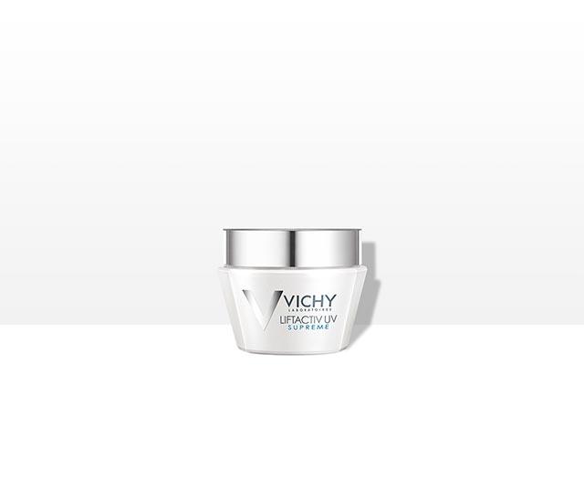 Dagcrème met liftend effect tegen huidveroudering en UV bescherming - Vichy Liftactiv