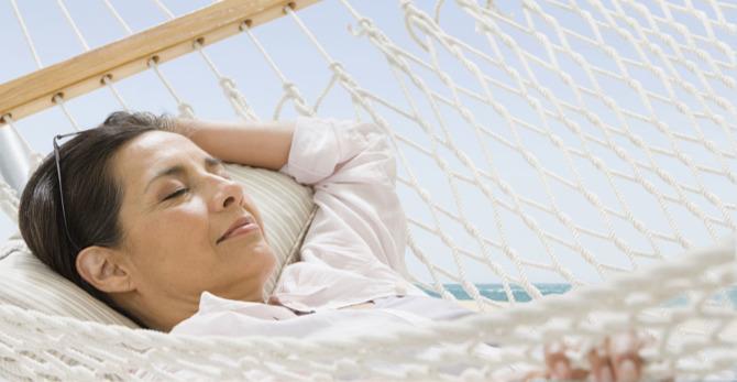 Kom tot rust na de menopauze