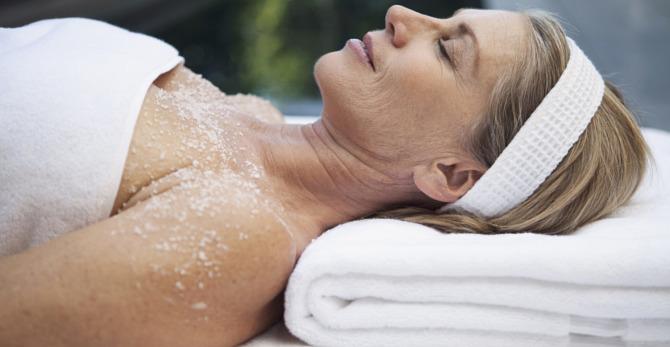 De symptomen van de overgang in het lichaam en op de huid
