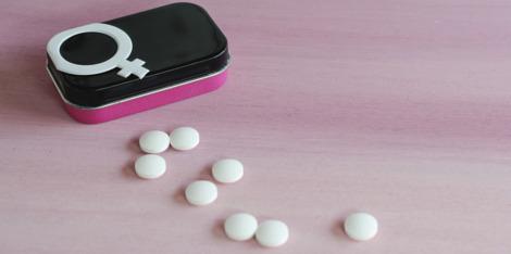 Helpt de pil tegen acne?
