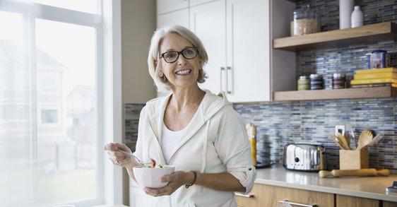 17 Voedingsmiddelen voor tijdens de menopauze