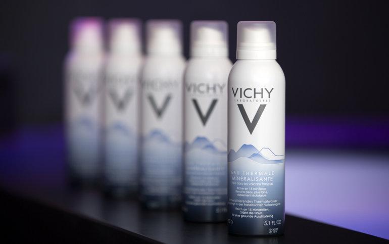Het Mineraliserend Thermaal Water van Vichy