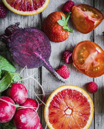 4 gezonde recepten tegen huidveroudering.