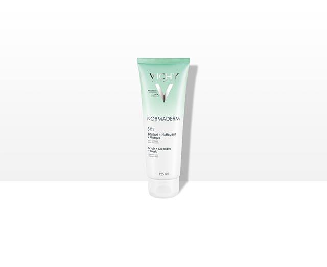 Reiniging van de huid - verzorging tegen onzuiverheden voor een gezondere huid - Vichy Normaderm